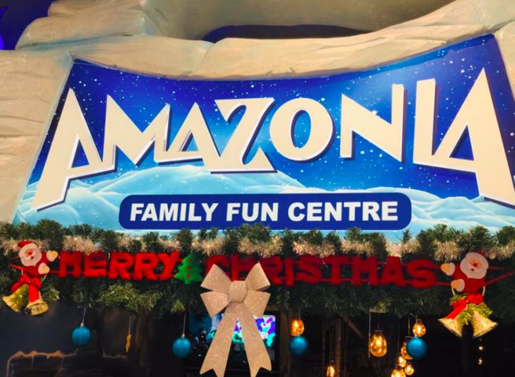 Amazonia Christmas Party   Tickikids