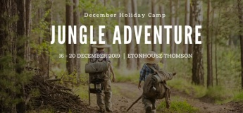 December Holiday Camp - Jungle Adventure