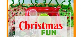Christmas Fun Sensory Play