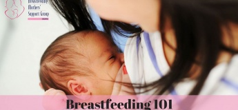 18 January 2020 Intake - Breastfeeding 101