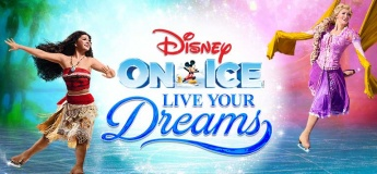 (Cancelled) Disney On Ice presents Live Your Dreams