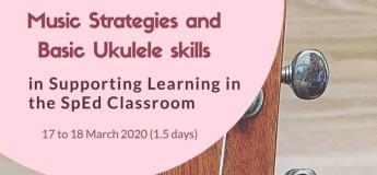 Music Strategies and Basic Ukulele skills