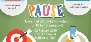 Pause Workshop