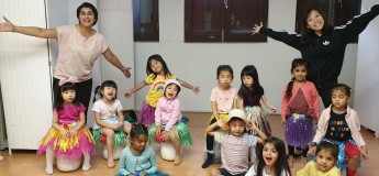 Speech & Drama Saturdays at Artistic Expressions