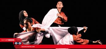 NUS Arts Festival 2020: Rantau: Layaran Sukma (Explorations: Voyage of the Soul)