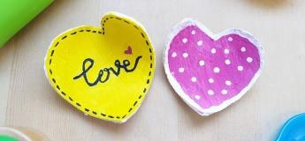 Parent-Child Clay Hearts Workshop