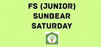 Forest School Weekly: Sunbear Junior Saturday
