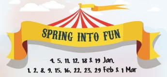 Spring Into Fun @ Lot One Shoppers' Mall