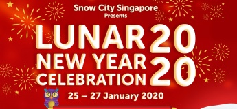 Lunar New Year Celebration 2020