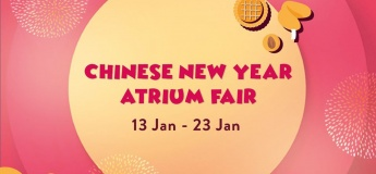 Chinese New Year Atrium Fair @ United Square Shopping Mall