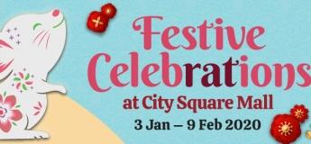 Festive Celebrations at City Square Mall