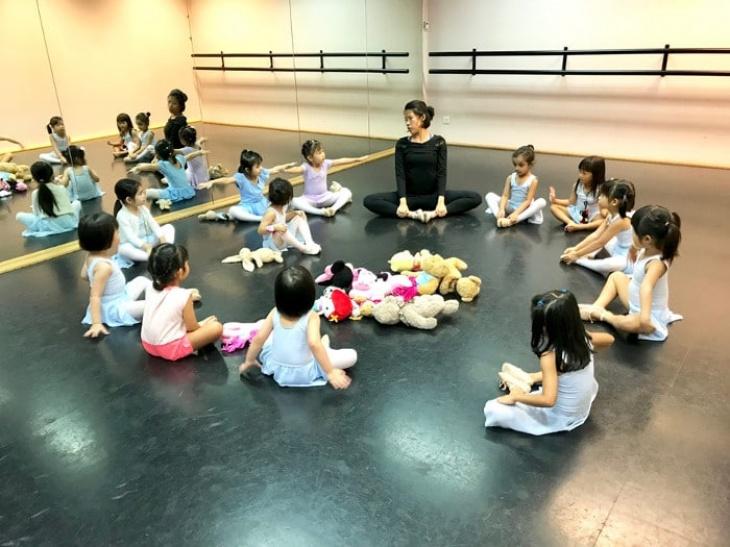 Melody Bear Preschool Dance Class