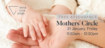 Mothers' Circle - Being with Baby: Peaceful Partnerships