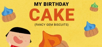 MY Birthday Cake (Fancy Gem Biscuits) - #BuySingLit 2020 - Cancelled