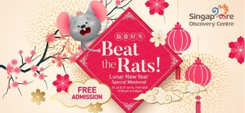 Beat the Rats! CNY Special Weekend