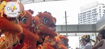 Westgate Lion Dance Performance