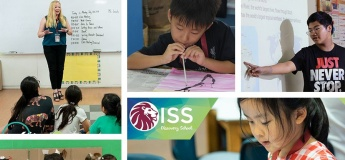 ISS Discovery School: Spring 2020