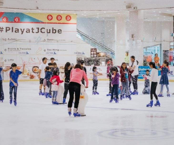 [Suspended] Saturdays On Ice!