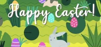 Parent-Child Easter Coding Workshop Special (Ages 7-9)