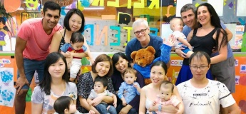 Baby signs class on Tuesdays in Feb 2019