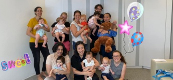 (Suspended) Baby signs classes (Saturdays)