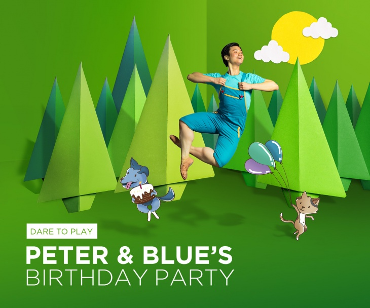 Peter & Blue's Birthday Party 2020