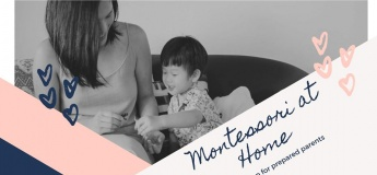 New Format - Montessori at Home Parent Workshop