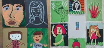 Drop-in Activity: Self-Portraits