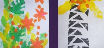 Family Art Workshop: Print your own Tote Bag