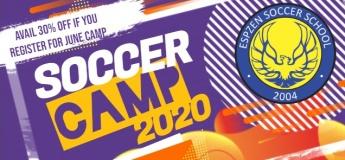 ESPZEN Soccer Camp 2020
