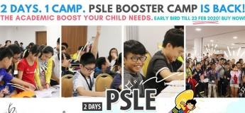 JustEdu PSLE Booster Camp 2020