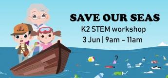 Save our Seas - STEM Workshop for K2