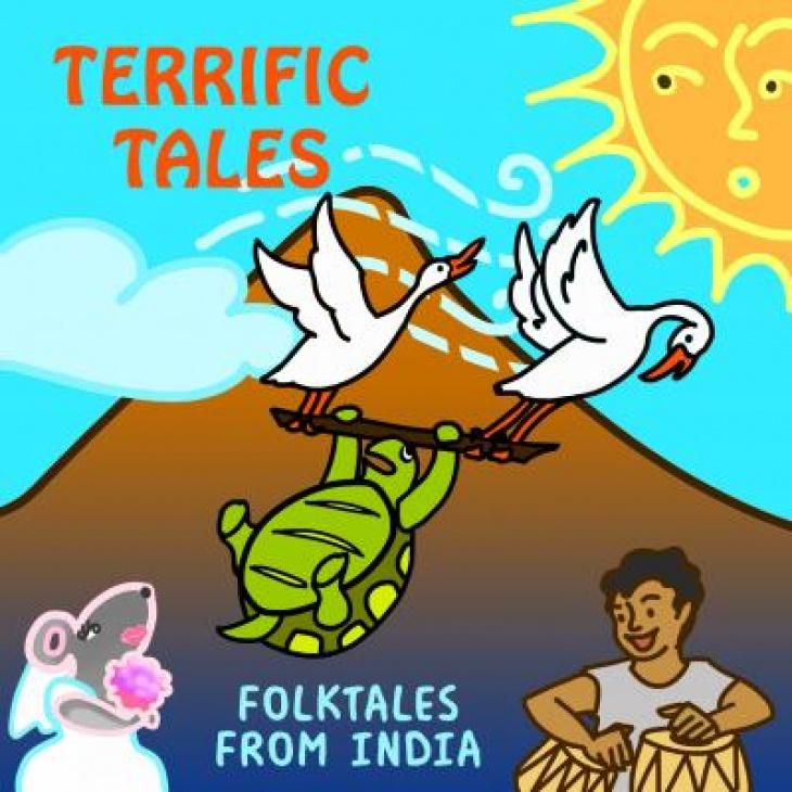 Terrific Tales: Folktales from India
