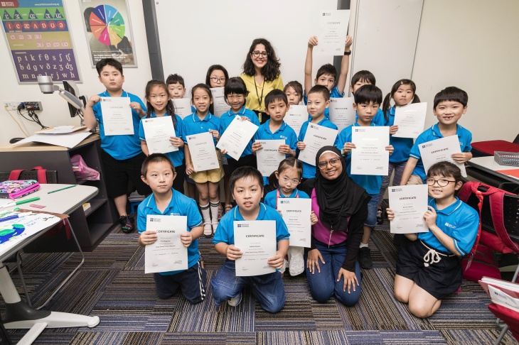 Year-Round Study Camps @ Napier Road Centre