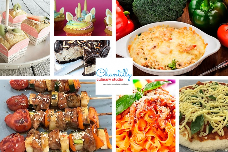 Classes for Juniors - Parent and Child Classes @Chantilly Culinary Studio