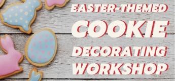 (Suspended) Cookie Decorating Workshop