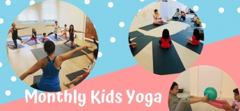 March Monthly Kids Yoga Class