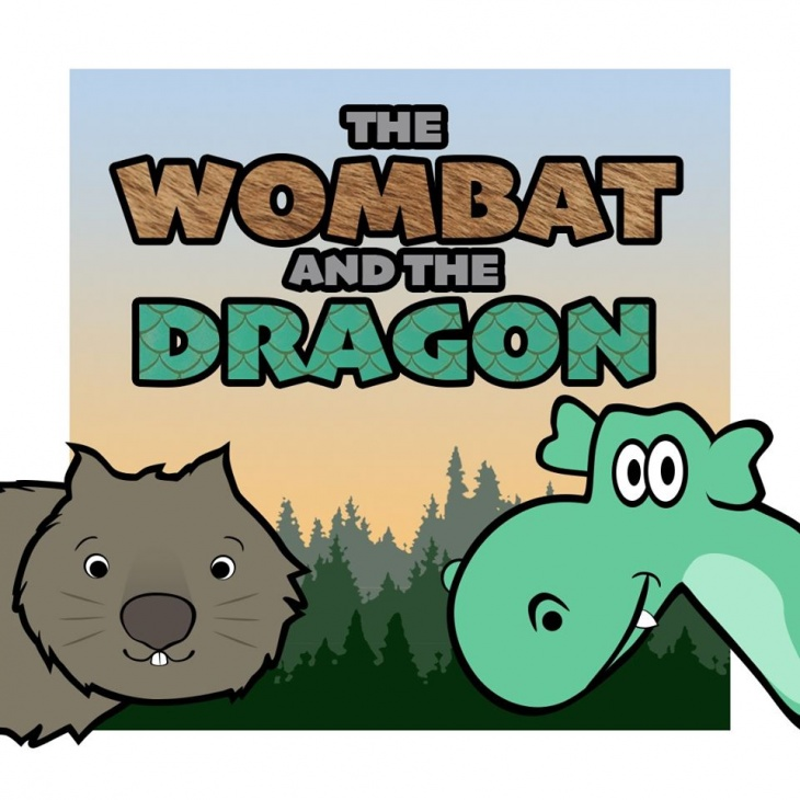 Once Upon a Time Storytelling: The Wombat And The Dragon Broadcasting