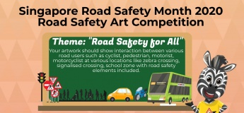 """""""Road Safety for All"""" Art Competition"""