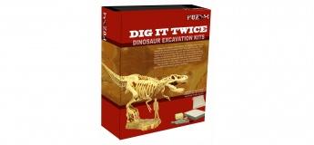 Dig It Twice - Dinosaur Excavation Kits
