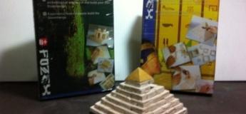 Pyramid Educational Building Kit & Stonehenge Educational Building Kit