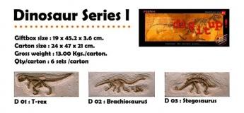 Dinosaur Series: Fossil Digging Kit (Large)
