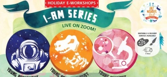 Art Wonderland's Holiday E-Programme: The I-Am Series