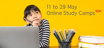 British Council Singapore Online Study Camps