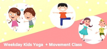 Kids Yoga + Movement Class