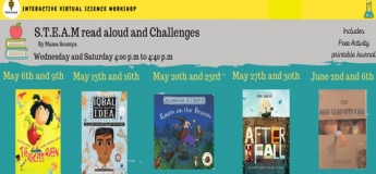 STEAM Read aloud and Challenges by Mama Soumya