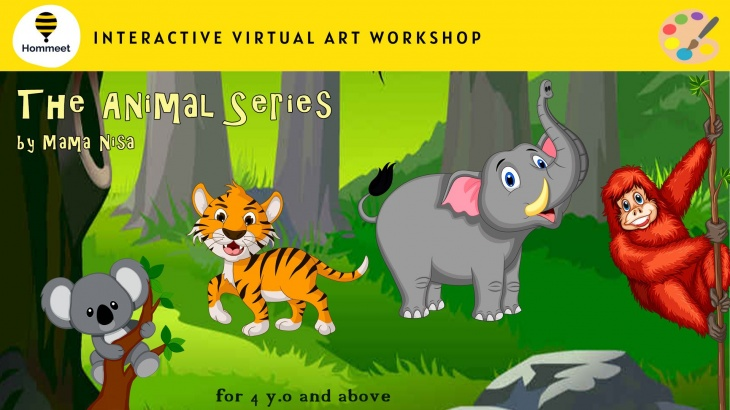 The Animal Series by Mama Nisa June edition