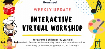 Interactive Virtual Workshops with Hommeet