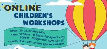 Online Children's Workshops