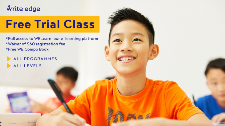 Free Trial Class in May!